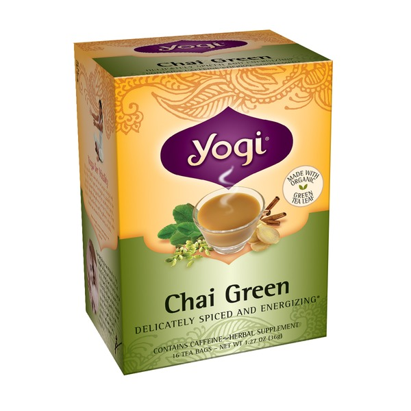 Yogi Chai Green Tea - 16 CT