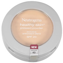 Neutrogena 40 / Medium Healthy Skin Pressed Powder Spf20