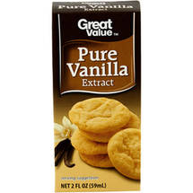 Great Value Pure Vanilla Extract