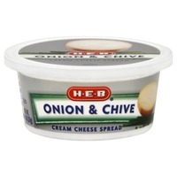 H-E-B Onion & Chive Cream Cheese Spread