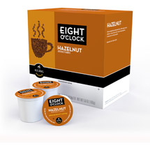 Eight O'Clock Hazelnut Medium Roast K-Cups Coffee