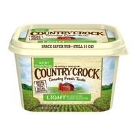 Hormel Country Crock Light Vegetable Oil Spread Tub