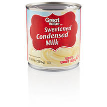 Great Value Sweetened Condensed Milk