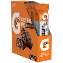 Gatorade Recover Chocolate Chip Whey Protein Bars