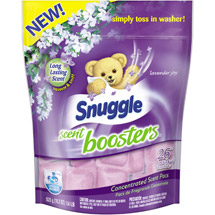 Snuggle Scent Boosters Lavender Joy Concentrated Scent Pacs
