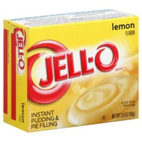 Jell-O Lemon Instant Pudding & Pie Filling Mix