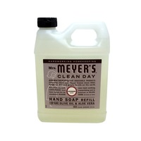 Mrs. Meyer's Liquid Hand Soap, Refill, Lavender Scent