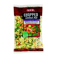 H-E-B Sesame Ginger Asian Chopped Salad Kit