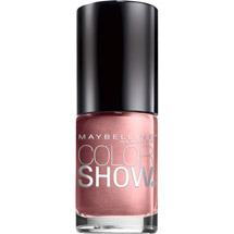 Maybelline Color Show Nail Lacquer Petal Plush