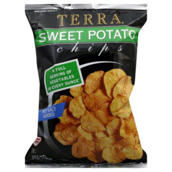 Terra Real Vegetable Chips Sweet Potato