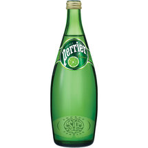 Perrier Sparkling Natural Lime Mineral Water