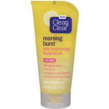 Clean & Clear Cleansers Morning Burst Skin Brightening Scrub