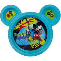 The First Years Disney Mickey Mouse Clubhouse Plate