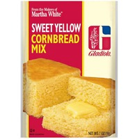 Gladiola Cornbread Mix, Sweet Yellow