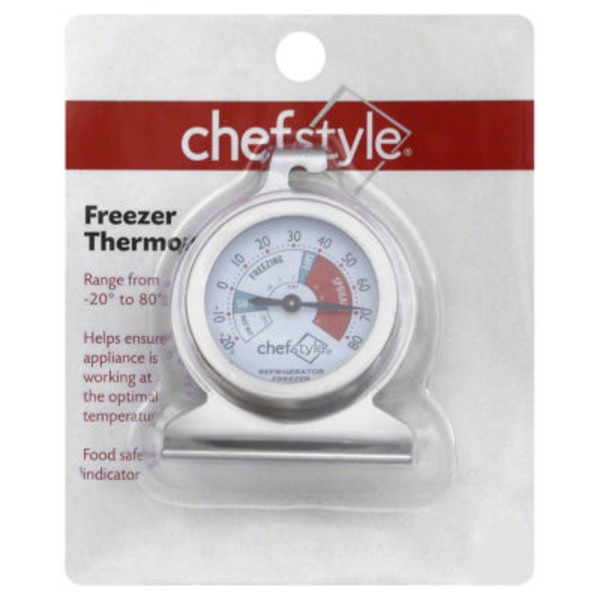Chef Style Freezer Thermometer
