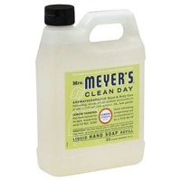 Mrs. Meyer's Liquid Hand Soap, Refill, Lemon Verbena Scent