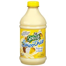 V8 Splash Tropical Colada Smoothies Juice Drink