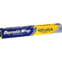 Reynolds Wrap Non-Stick Heavy Duty Aluminum Foil