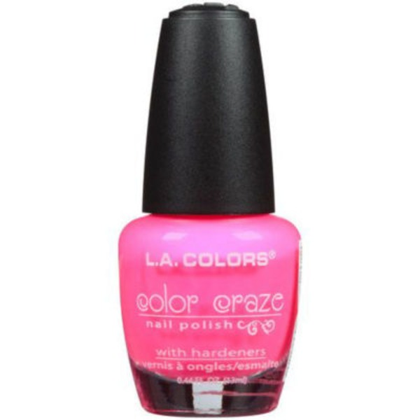 L.A. Colors Frill Color Craze Nail Polish