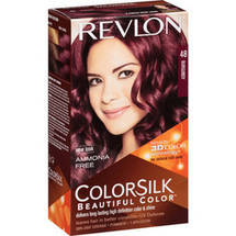 Colorsilk Hair Color Burgundy #48