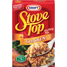 Kraft Chicken Stove Top Stuffing Mix