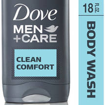 Dove Men+Care Clean Comfort Body Wash