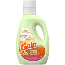 Gain Island Fresh Liquid Fabric Softener