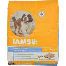 Iams ProActive Health Smart Puppy Large Breed Premium Dry Puppy Food
