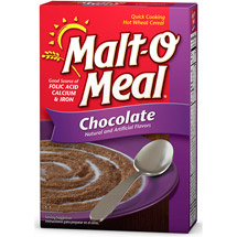 Malt-O-Meal Hot Wheat Cereal Chocolate