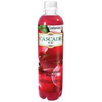 Cascade Ice Pomegranate Berry Sparkling Water with Juice