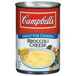 Campbell's Soup Broccoli Cheese
