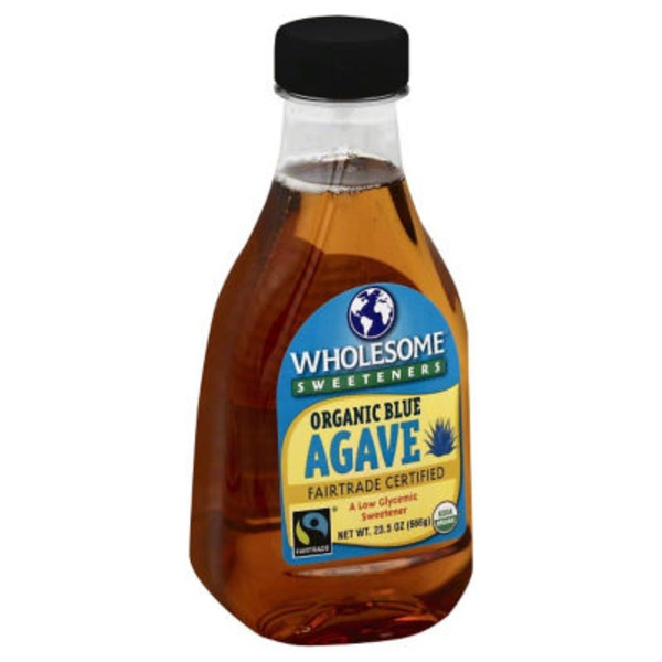 Wholesome Sweeteners Organic Blue Agave
