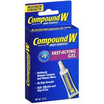 Compound W Fast-Acting Gel Wart Remover