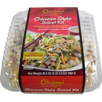 Okami Chinese Chicken Salad Kit