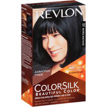 Colorsilk Beautiful Color Hair Natural Black #12