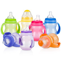 Nuby Stage 3 Bottle with Handles