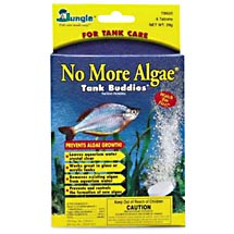 No More Algae Tank Buddies 8 Tablet Pack