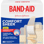 Band-Aid Comfort-Flex Sheer Assorted Adhesive Bandages
