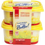 I Can't Believe It's Not Butter! Original With Sweet Cream Buttermilk Spread 15 oz
