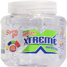 Wet Line Xtreme Professional Extra Hold Styling Gel Clear