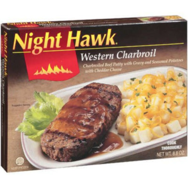 Night Hawk Western Charbroil Dinner