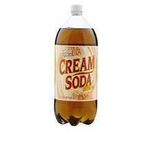 Sam's Cola Cream Authentic Soda