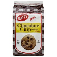 Matt's Chocolate Chip Cookies