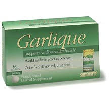 Garlique Standardized Dietary Supplement
