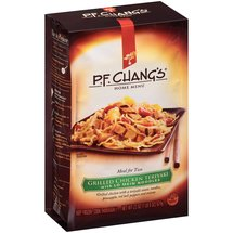 P.F. Chang's Home Menu Grilled Chicken Teriyaki with Lo Mein Noodles