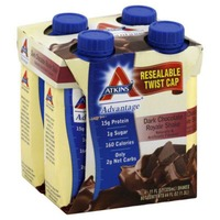 Atkins Dark Chocolate Royale Shakes