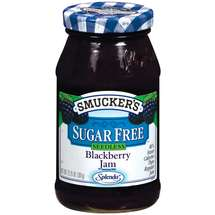 Smucker's Blackberry Sugar Free Seedless Jam