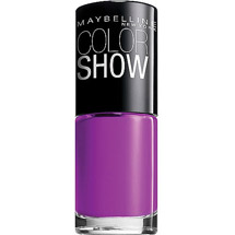 Maybelline Color Show Nail Polish Fuchsia Fever