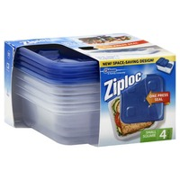 Ziploc Small Square Containers