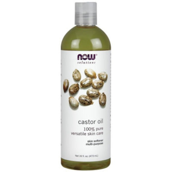 Now Solutions 100% Pure Versatile Skin Care Castor Oil
